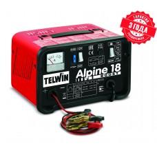 Зарядное устройство ALPINE 18 BOOST 230V 12-24V
