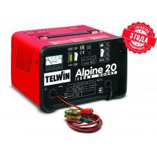 Зарядное устройство ALPINE 20 BOOST 230V 50/60HZ 12-24V