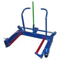 Тележки для снятия и транспортировки колес (4)