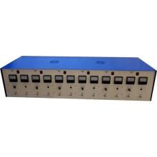 Зарядно-разрядное устройство на 6 каналов ЗУ-2-6В(ЗР)