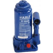 Домкрат бутылочный T20206 AE&T 6т