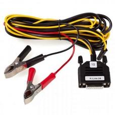Универсальный диагностический кабель для Автоас-Скан - K-Line 24