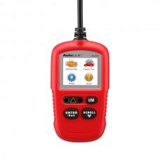 Диагностический сканер Autel Autolink AL329, OBD II