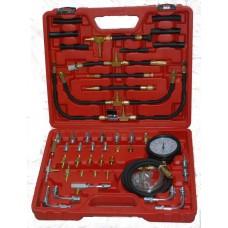Тестер давления топлива многофункциональный 0-140PSI и 0-10атм TA-G1013