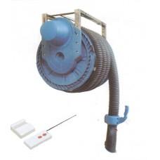 Электромеханическая катушка со шлангом FS-ER102/1000 для удаления выхлопных газов