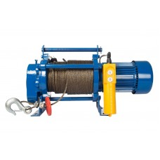 Лебедка TOR CD-300-A (KCD-300 kg, 220 В) с канатом 100 м