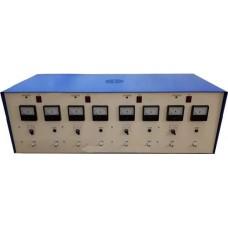 Аккумуляторный комплекс (аккумуляторная станция) ЗУ-2-4Б(ЗР) - Зарядно-разрядное устройство на 4 канала