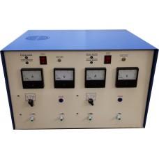 Аккумуляторный комплекс (аккумуляторная станция) ЗУ-2-2Б(ЗР) - Зарядно-разрядное устройство на 2 канала