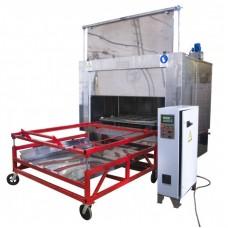 Моечная машина для деталей АМ1600 ВS