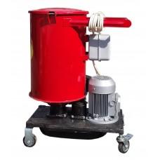 Электрический нагнетатель смазки на 40 литров С-322М (220В)