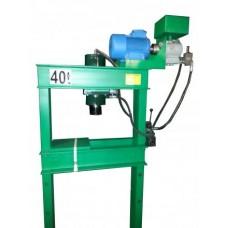 Пресс электрогидравлический 40т. Р342М