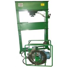 Пресс электрогидравлический 100т. Р342М3