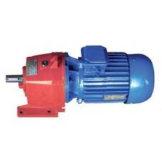 Цилиндрический двухступенчатый соосный мотор-редуктор МЦ2С-100