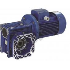 Одноступенчатый червячный мотор-редуктор NMRV 030