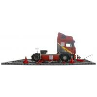 Стенд для правки кузовов грузовых автомобилей (1)