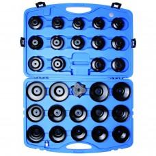 Набор съемников для маслянного фильтра MHR-04048, 30шт