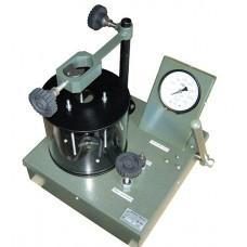 Стенд для проверки форсунок М-106-01