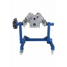 Стенд для разборки-сборки двигателей Р776Е передвижной