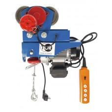 Электрическая таль с тележкой TOR PA-250/500 20/10M