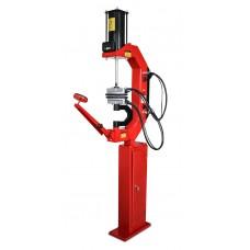 Вулканизатор для легковых автомобилей Этна-П (с пневматическим приводом)
